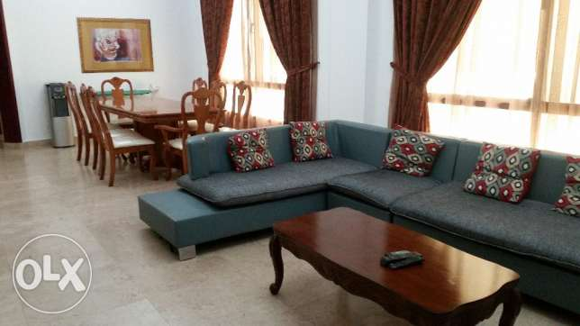 Attractive and spacious two bedroom luxurious apartment for rent in Ju