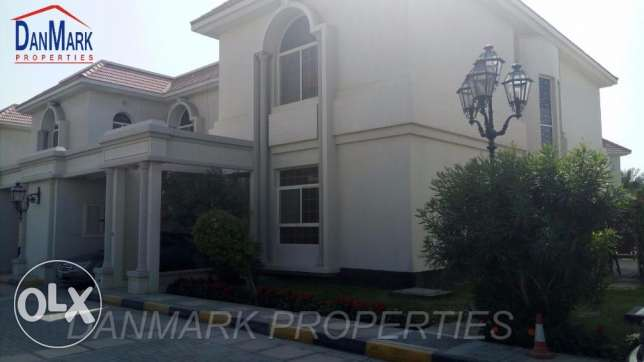 Luxury 4 Bedroom SEMI Furnished 2 Storey Villa for rent in ADILIYA.