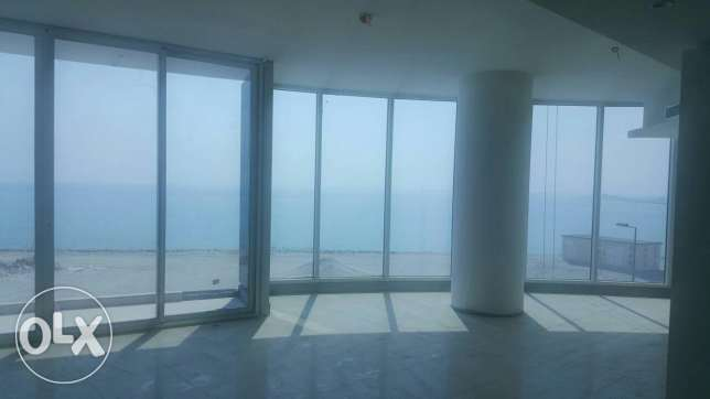 Dilmunia -3 bedrooms apartment for sale . Sea view.