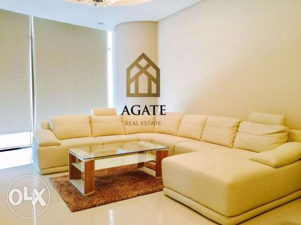 Brand new, 2 bedrooms luxury apartment for rent in Seef area