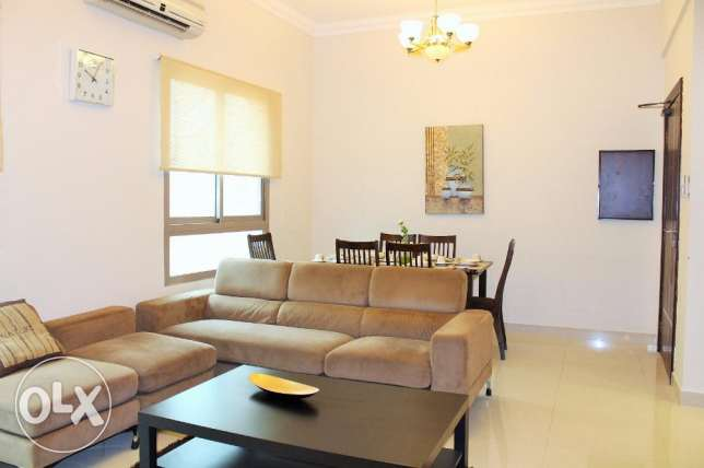 Beautiful !! 2 bedroom apartment f/ furnished in Zinj
