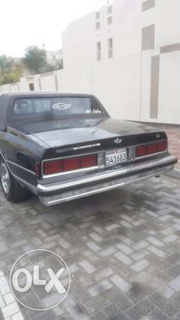 For sale caprice Pontiac 1990
