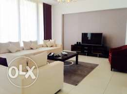 Luxury Three bedrooms apartment in Sanabis .