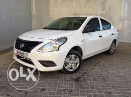 Nissan sunny 2015 low option
