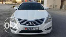 2012 Hyundai azera fully loaded single owner Accident free