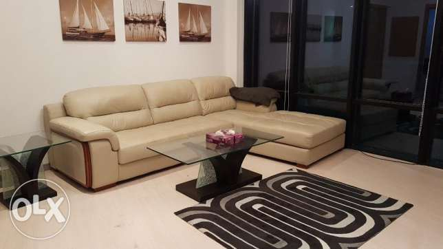 Cozy 1 bedroom flat for rent in Seef
