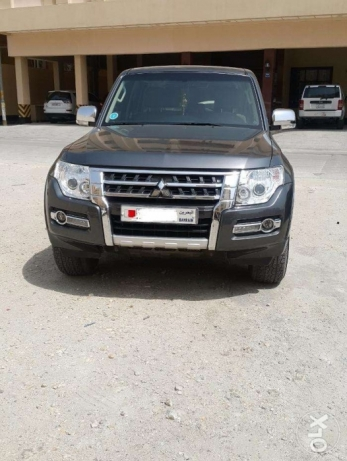 Pajero 2015 Model 18000km Excellent condition