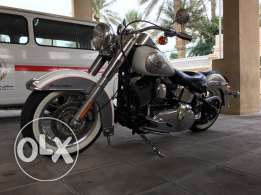 HD Heritage Softail Model 2008
