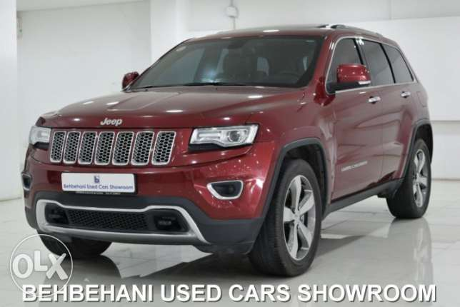 JEEP GRAND CHEROKEE 4X4 LIMITED 2015 for sale in Bahrain