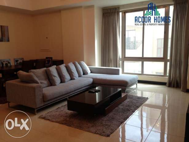 Beautiful, fully furnished 2 BHK falt in Adliya at BD 500/month