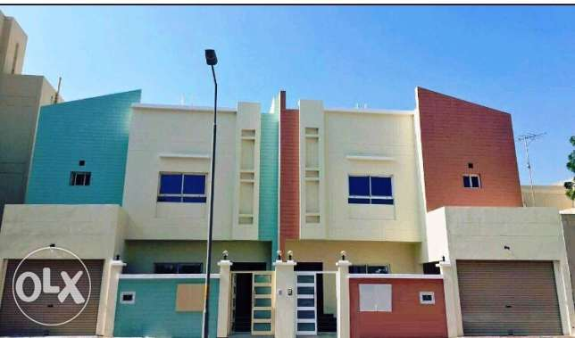 two attached villa for sale in Hidd