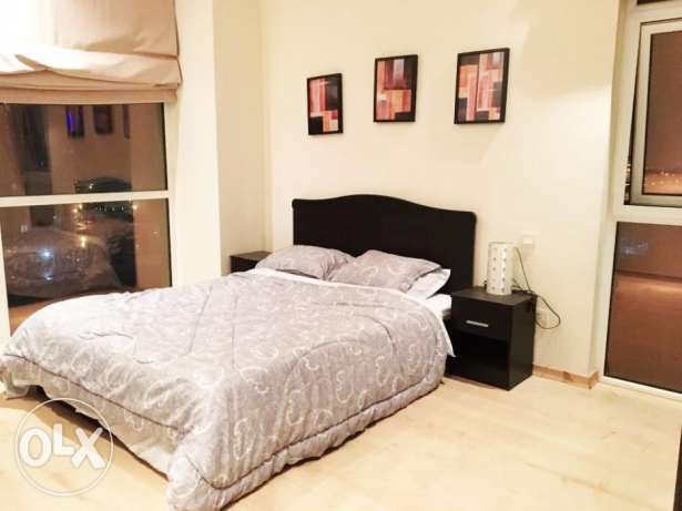 Cozy Style 2 Bedroom Furnished Suite For Rental in Juffair