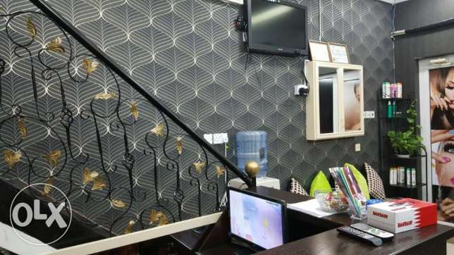 Furnished Lady Salon For Sale In Bukowarah East Riffa