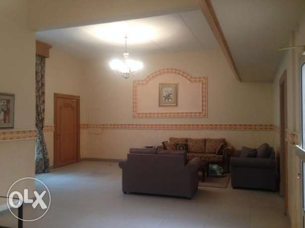 3 Bedroom fully furnished apartment for rent in Saar