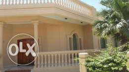 Close Saudi causeway, 3 BHK villa in Janabiya