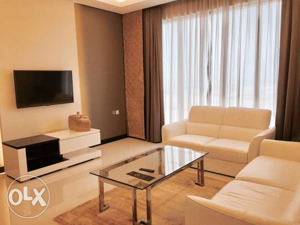 Brand new executive 1 bedroom fully furnished apartment