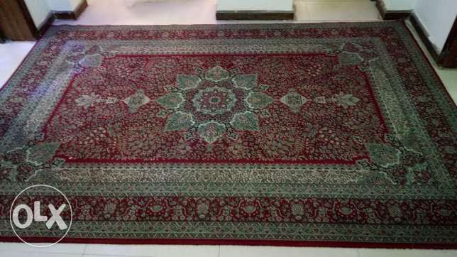 Big Carpet-60BHD , Small carpet-25BHD..both together 30BD