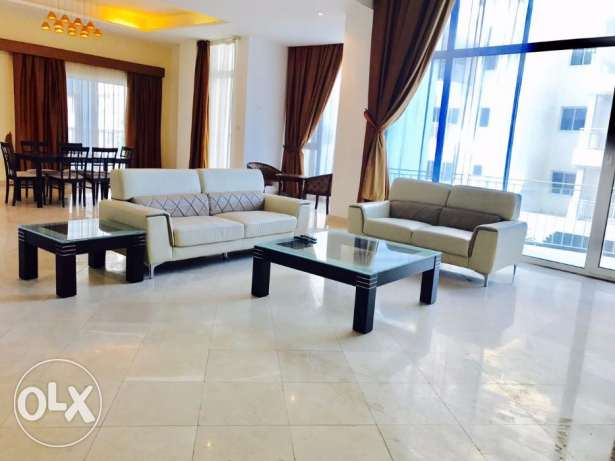 Spacious 3 BR Duplex apartment for rent in Juffair