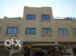 4 Bedrooms plus maid's room villa for sale in a compound