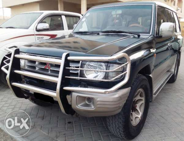 Mitsubishi Pajero 1999 for sale,
