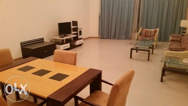 Very spacious apartment with balcony