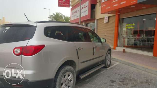 Chevrolet Traverse Model 2009 Clean No Accedant