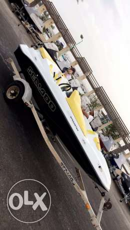 for sale jetboat Seadoo 2010