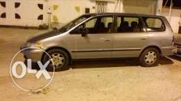 honda odyssey 1999 model for sale very nice condition still passing ha