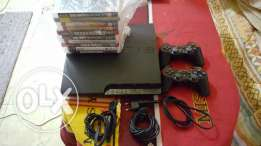 Ps3 2controller 10nice games 320gb