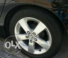Honda civic rims 2006 to 2011