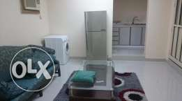 Single bedroom studio furnished flat for rent in Muqsha (near Seef)