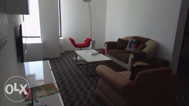 1 BR Fully Furnished Apartment in Seef