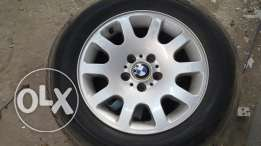 BMW, 4 wheel rims