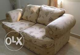 ##2 seater sofa set for sale##