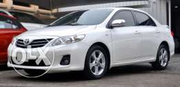 Toyota Corolla 2013 1.8 Full option For sale