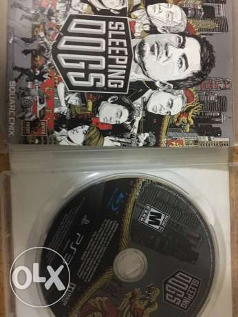 sleeping dogs for PS3 راس رمان -  2