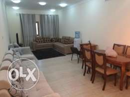 Beautiful 2 Bedroom fully furnish apartment for rent at Busaiteen