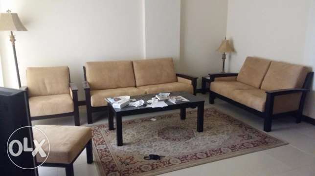 Lovely 2 bedrooms apartment with modern furniture and amazing Sea view
