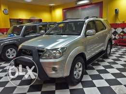 Toyota Fortuner 2006 Excellent Condition