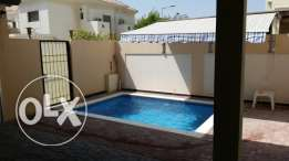 Luxury villa fully furnished 5 bedroom / inclusive