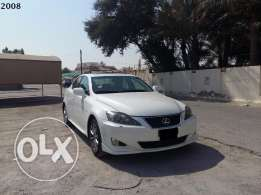 2008 model Lexus IS 300 For Sale