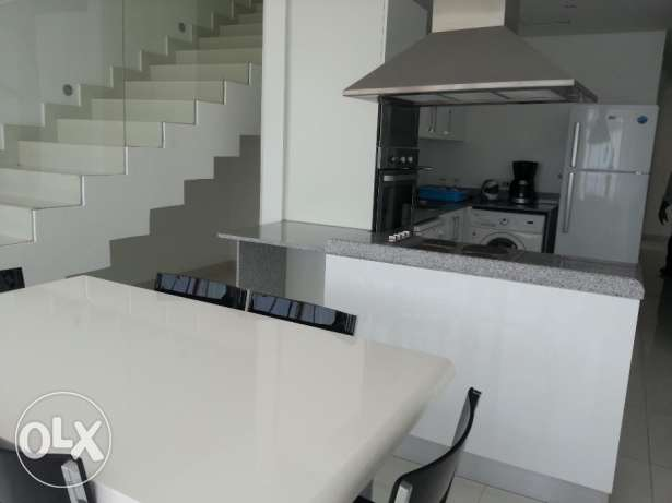 duplex 3 bed room in JUFFAIR BD: 700/- all inclusive جفير -  1