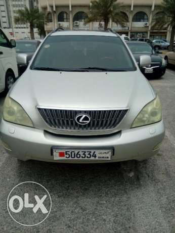 Lexus Rx 330 for urgent sale