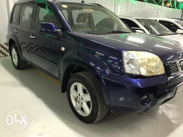2004 Nissan X-Trail full option