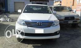 Toyota Fortuner Model 2012 V4
