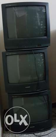 """Sale sale sale per tv 7 bhd with delivery """" all in perfect condition""""."""