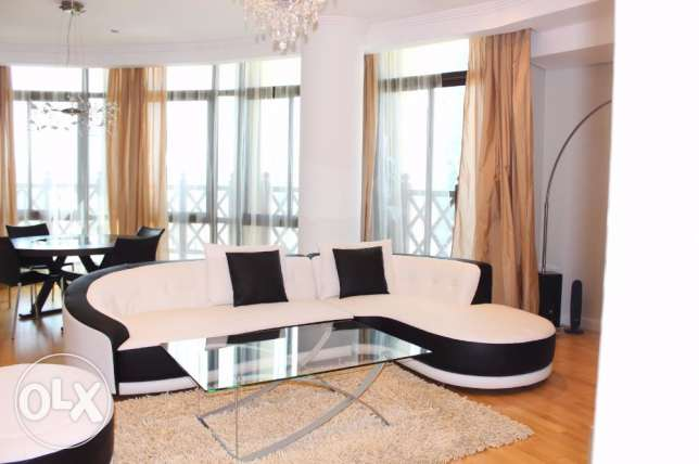 Stunning 1 Bedroom Apartment fully furnished in Seef