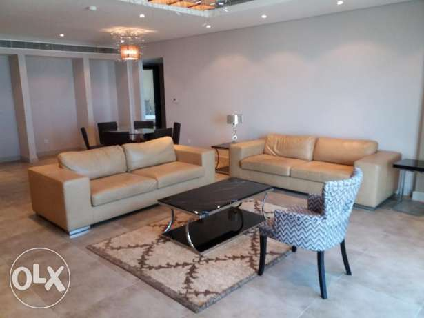 FF 2 bedroom for rent in Amwaj for reasonable rate