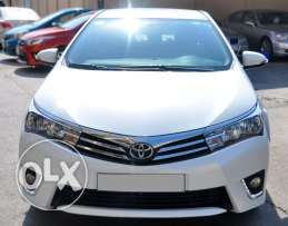 2015 Model Toyota Corolla for sale or Loan Continue