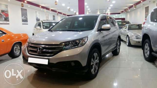 Honda CR-V Model 2013 Full Option